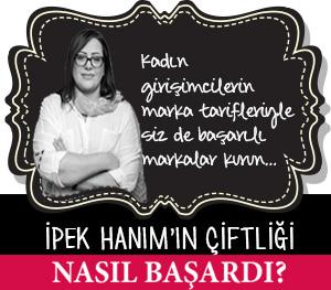 İpek Hanım'ın Çiftliği'nin kurucusu Pınar Kaftancıoğlu