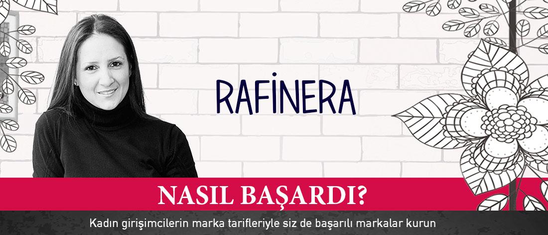 Rafinera'nın kurucusu Didem Altınbaşak Tulgan